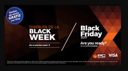 PcComponentes se adelanta al viernes negro con su 'Black
