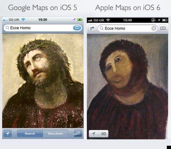 Los fallos de los mapas de Apple llevan a la compañía a pedir paciencia ante las críticas