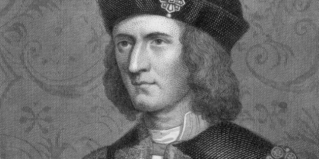 El rey Ricardo III estaba infectado por