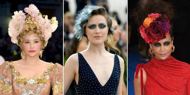 Las 13 peor vestidas de la Gala Met 2017: no es momento para