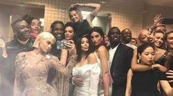 Las Kardashian se saltan las reglas de Anna Wintour con este selfi en el baño del