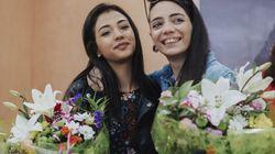 La joven retenida en Turquía espera que su historia ayude a quienes sufren represión