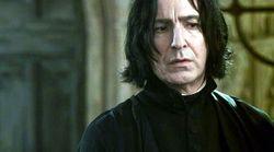 La revelación de J.K. Rowling sobre Snape que ha dejado locos a los fans de Harry