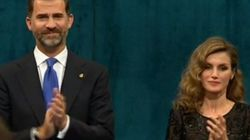 Vestido de Letizia en los Premios Príncipe de Asturias 2012 y repaso a sus 'looks' en las ediciones anteriores