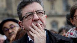 Los votantes de Mélenchon, partidarios del voto en blanco y la abstención en segunda