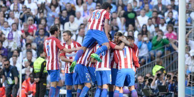 El Atlético jugará de negro y amarillo frente al Real