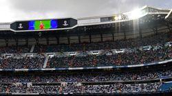 Polémica por lo que todo el mundo ha visto en el Bernabéu al inicio del
