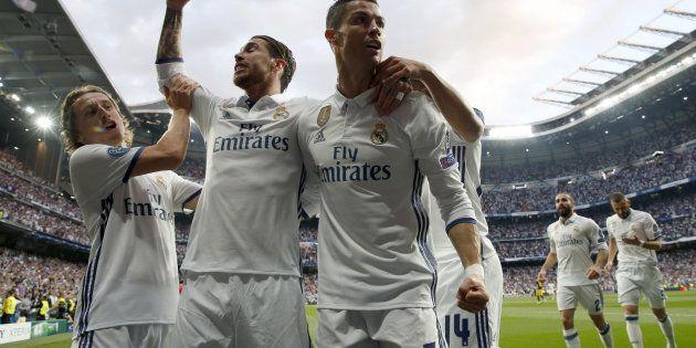 Polémica arbitral por la posición de Cristiano Ronaldo en el primer gol contra el