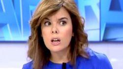 Saénz de Santamaría sobre Aguirre: