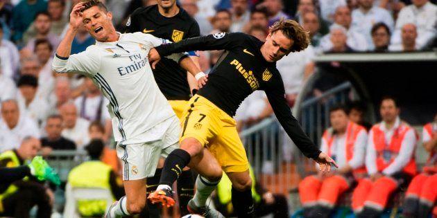 El anuncio que emitió Antena 3 tras el gol de Cristiano da mucho que