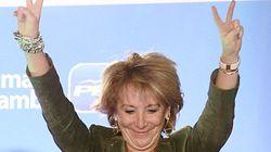 Aguirre pide que el líder del PP-A no sea elegido por