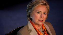 Clinton dice que perdió frente a Trump por Rusia, WikiLeaks y el