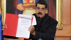 Venezuela convoca su Asamblea Nacional Constituyente. ¿Eso qué