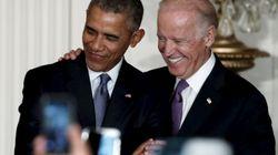 Obama felicita el cumpleaños a su vicepresidente Biden de la forma más adorable