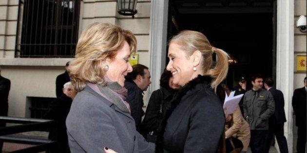 Aguirre será candidata a la Alcaldía y Cifuentes a la Comunidad de
