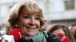 Ultimátum de Aguirre: o sigue dirigiendo el PP de Madrid o deja la