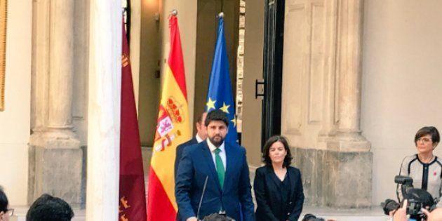 López Miras y Sáenz de