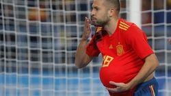 Jordi Alba revela las tres cosas que ha eliminado de su dieta para encontrarse