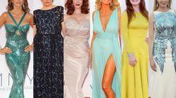 Todos los modelazos de los Emmy 2012