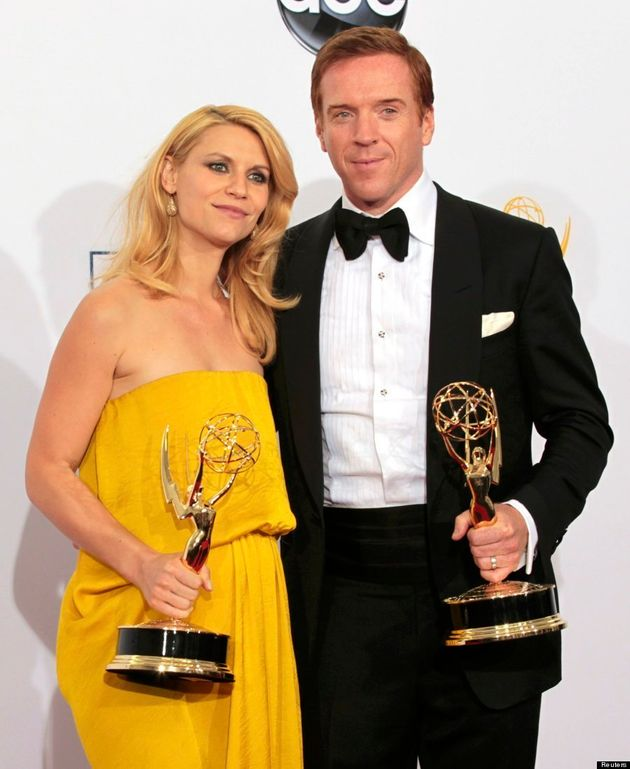 Emmy: seis premios Emmy 2012 para Homeland impiden que Mad Men haga historia