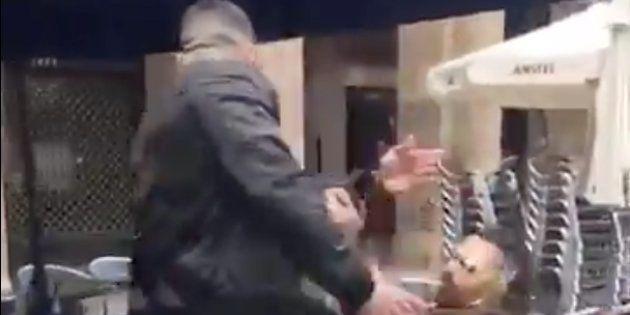 La madre del seguidor del Betis detenido tras agredir a un hombre: