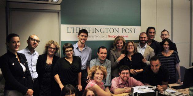 'L'Huffington Post' desembarca en Italia