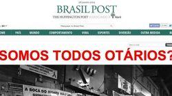 Nace 'Brasil Post', la edición brasileña de 'The Huffington