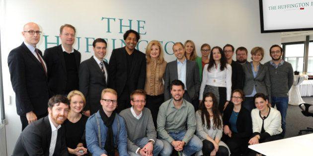 Llega Huffington Post Alemania: