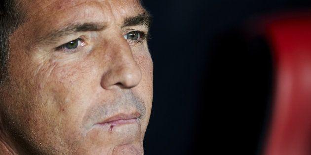 El entrenador del Sevilla Berizzo padece cáncer de