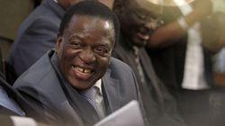Mnangagwa, designado oficialmente para ser presidente provisional de