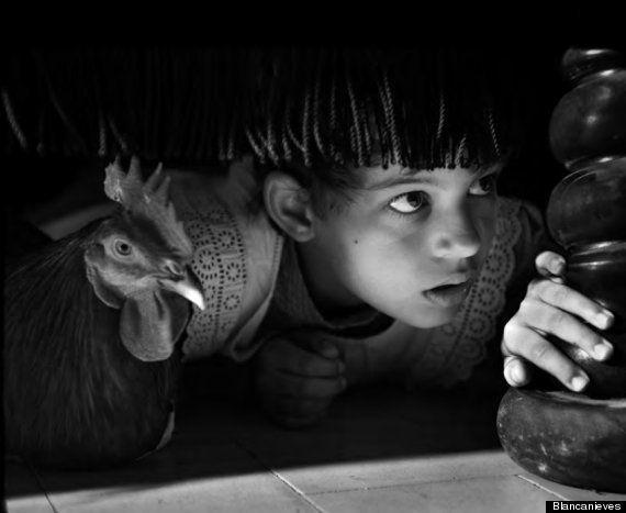 'Blancanieves' y 'The Artist': Pablo Berger y la coincidencia de rodar una película muda en blanco y...