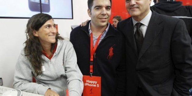 El iPhone 5 llega a España