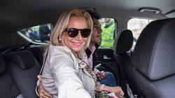 Maite Zaldívar sale de la cárcel por su primer permiso