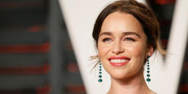 La tajante reflexión de Emilia Clarke sobre los desnudos de 'Juego de
