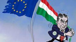 Ultraderecha húngara: antieuropea... y del
