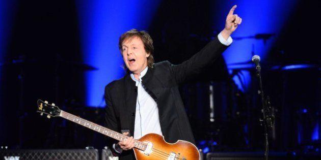 Paul McCartney encandila Madrid con historias que forjaron la