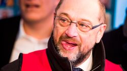 Todos los ojos puestos en la reunión entre Schulz y el presidente