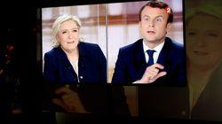 Alguien se fumó la moqueta en el debate de las presidenciales francesas de