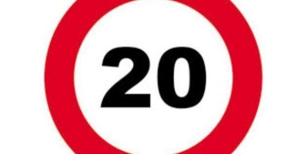 Dos de cada 3 conductores no respeta la velocidad en zonas con niños y