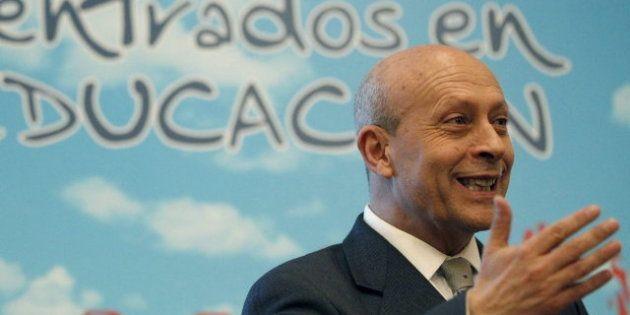 José Ignacio Wert acusa a