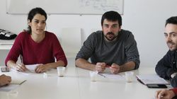 El PP y Podemos, a la gresca en Twitter por una foto de Ramón