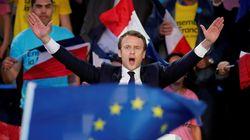 Macron cimenta su ventaja tras el debate a cara de perro con Le Pen, según las