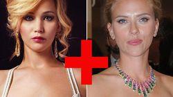 ¿Qué pasaría si Scarlett Johansson y Jennifer Lawrence fuesen una