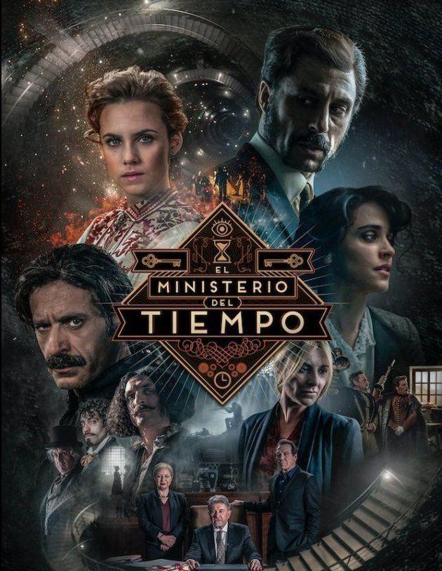 Poster oficial de la tercera temporada de 'El Ministerio del