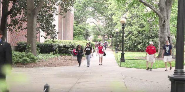 Campus de la Universidad de