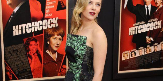 Scarlett Johansson en gifs animados: su carrera y sus momentazos de 'Lost In Traslation' a 'Hitchcock'...