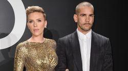 Scarlett Johansson y su marido se