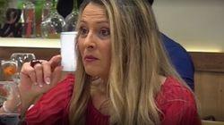 Esta mujer se lleva el mayor corte de la historia de 'First Dates' a cuenta de su pelo: