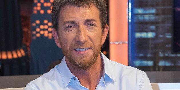Pablo Motos en la presentación de la temporada de 'El Hormiguero' en septiembre de