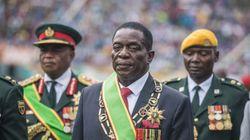 Emmerson Mnangagwa jura como presidente provisional de